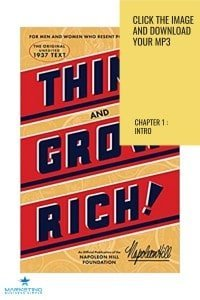Think & grow rich chapter 17