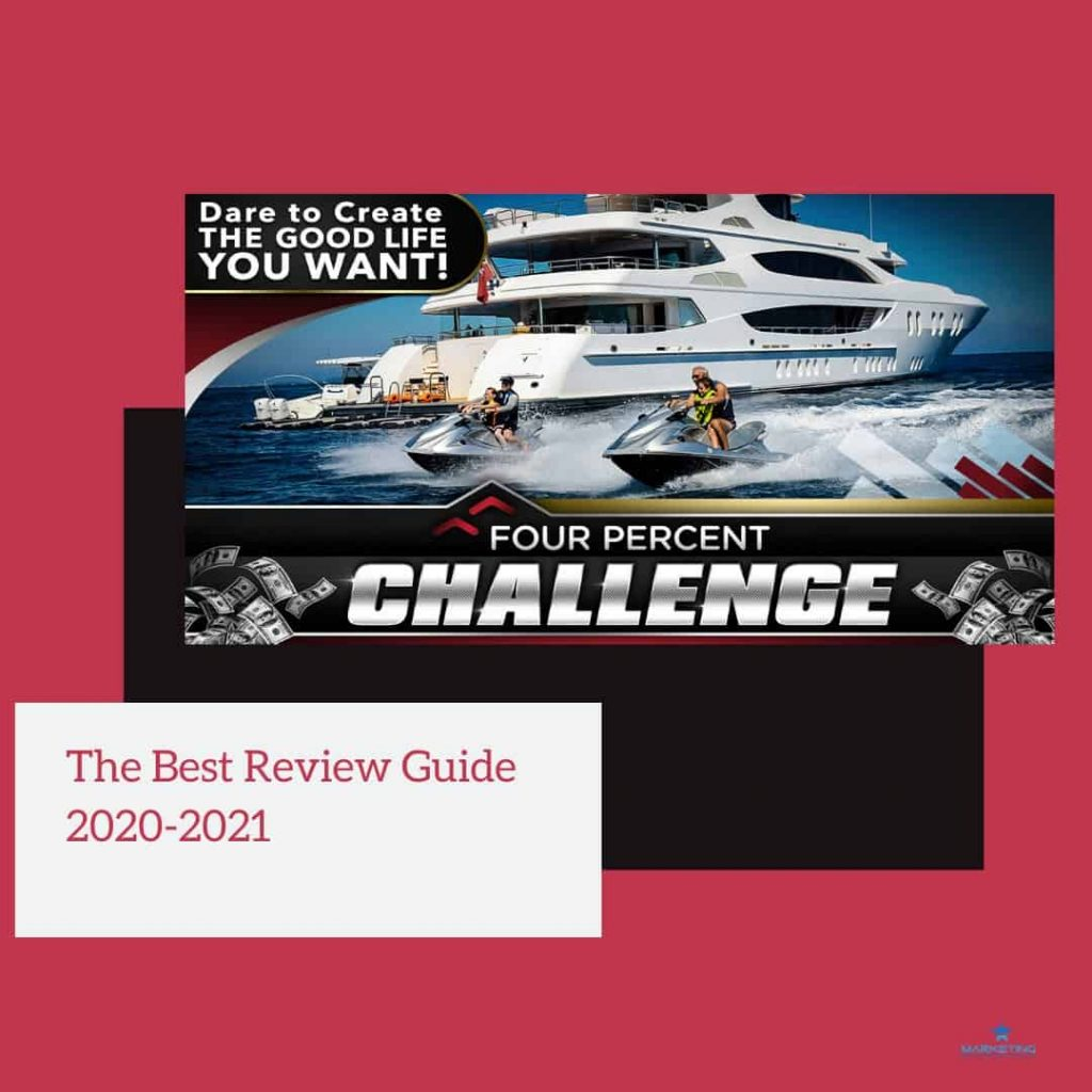 Four Percent Challenge Review 2020