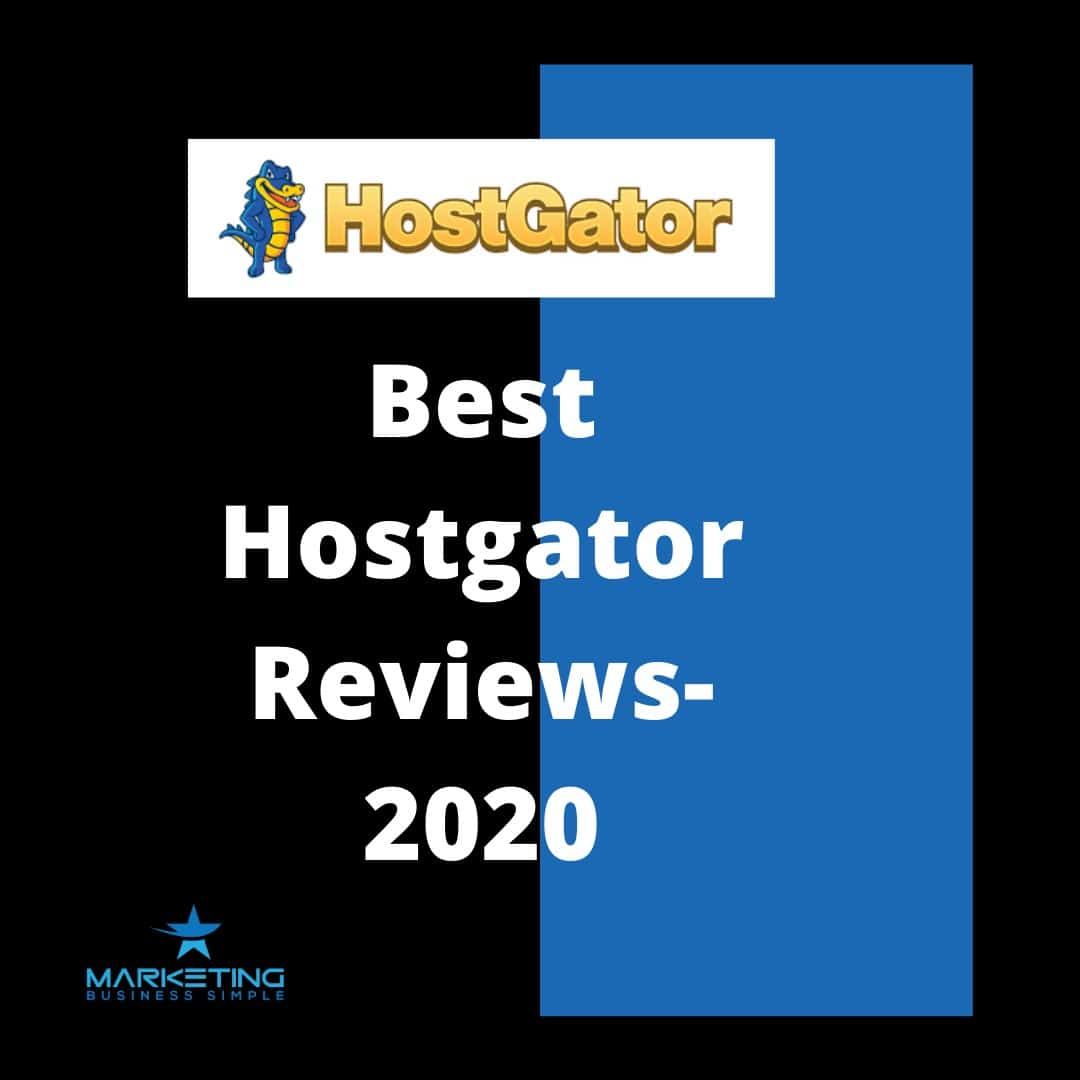 Best Hostgator Reviews- 2020