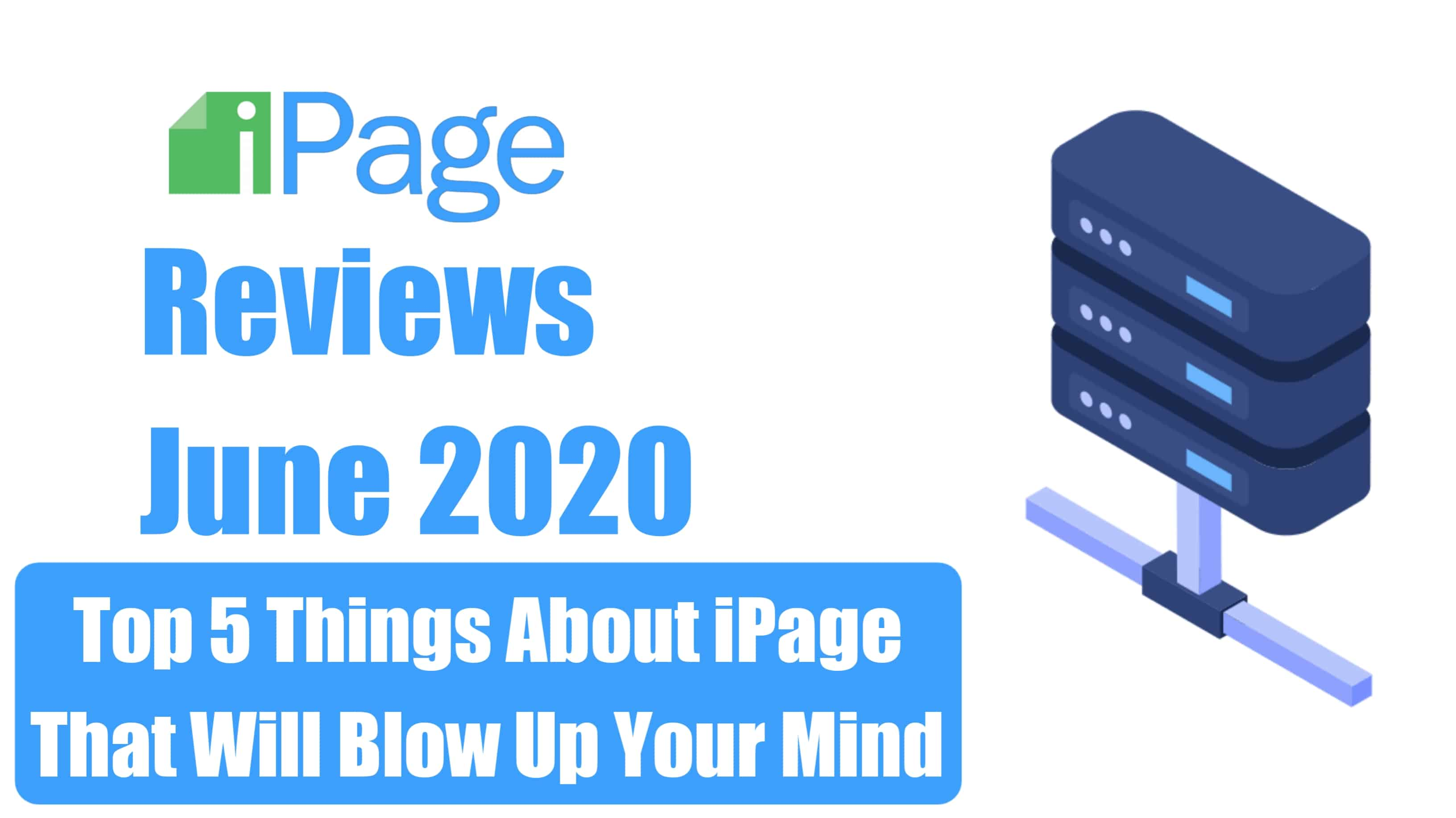 Best Ipage Reviews June 2020 It's Cheap But Is It Well Grounded in 2020