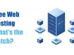 Free Web Hosting - What's the Catch