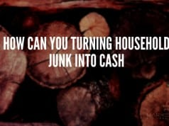 How Can You Turning Household Junk Into Cash