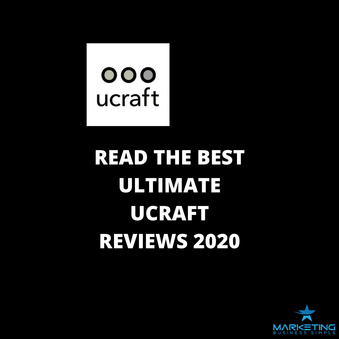 READ THE BEST ULTIMATE UCRAFT REVIEWS 2020