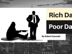 Rich Dad Poor Dad By Robert Kiyosaki cover
