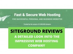 SiteGround Reviews A Detailed Look Into The Impressive Web Hosting Company