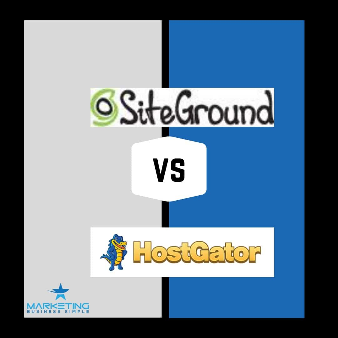 SiteGround VS HostGator - Siteground Reviews 2020 The Best Ultimate Guide