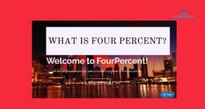 What is fourpercent